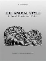 Animal Style in South Russia and China (The).