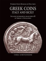 Greek coins of Italy and Sicily.