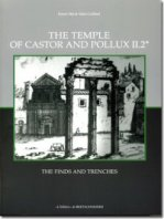 Temple of Castor and Pollux II,2 (The). (Due tomi / Two volumes - Text and Tables).
