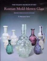 Roman Mold-blown Glass.