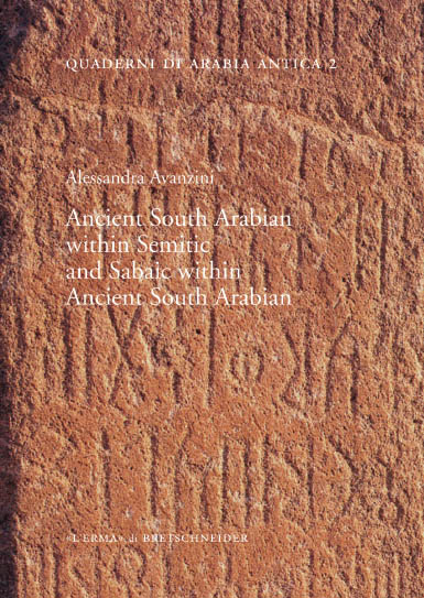 Ancient South Arabian within Semitic and Sabaic within Ancient South Arabian.