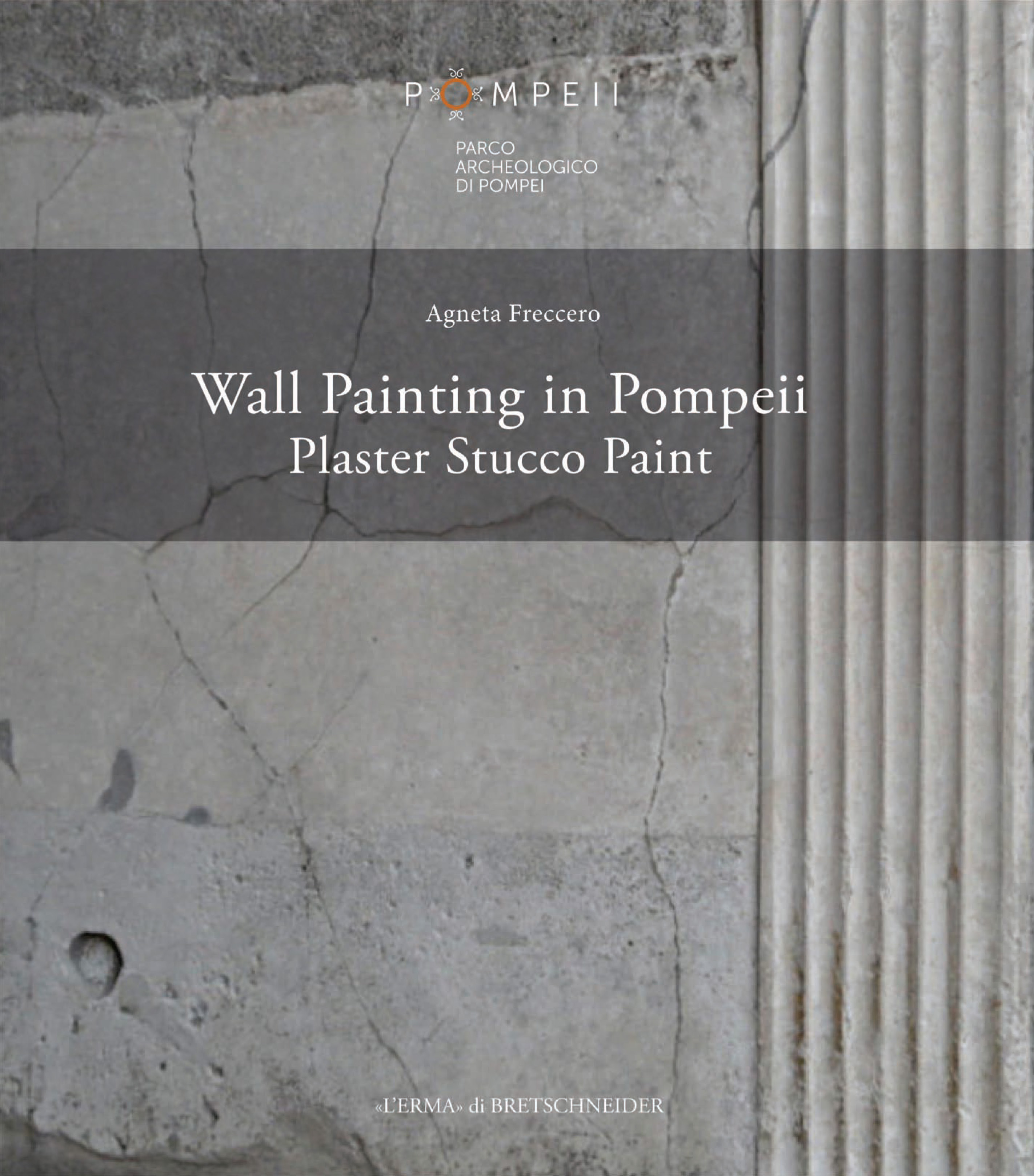 Wall Painting in Pompeii.