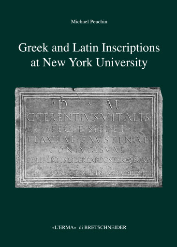Greek and Latin Inscriptions at New York University II.