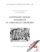 Justinianic mosaic pavements in Cyrenaican Churches.